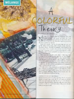 A Colorful Theory